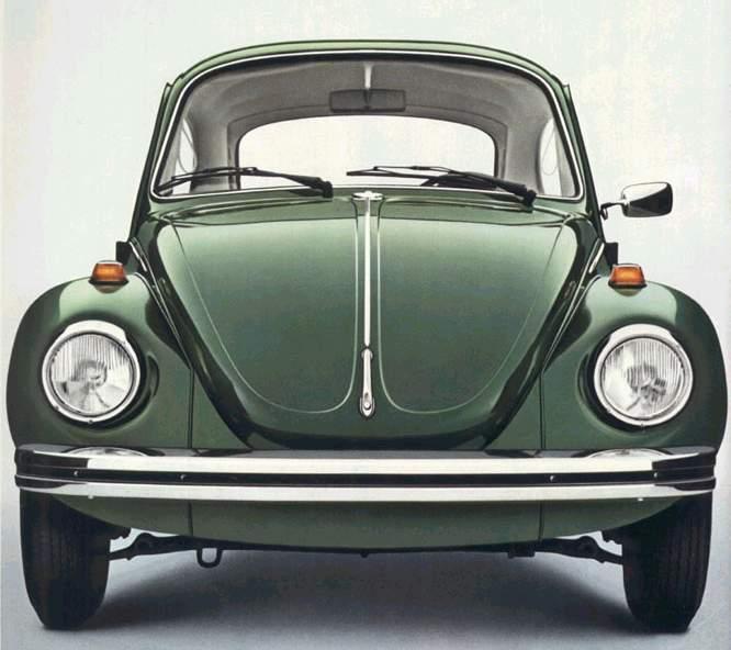 VW Escarabajo 1200 méxico guardabarros delanteros derecha año 74